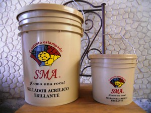 Sellador Acrílico SMA